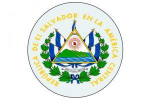 Escudo de El Salvador