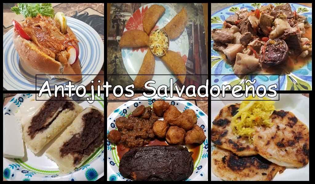 antojitos salvadorenos