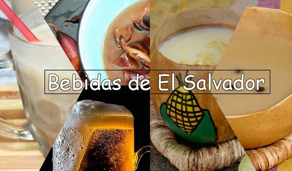 Bebidas de El Salvador