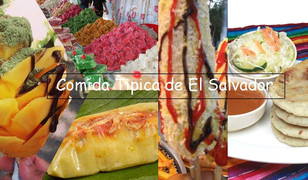 recetas salvadoreñas